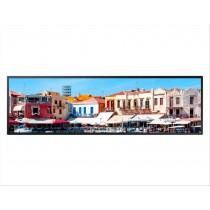 """Samsung SH37R Pannello piatto per segnaletica digitale 94 cm (37"""") Nero Tizen 4.0"""