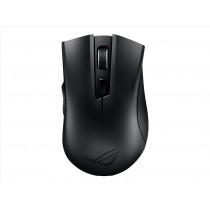 ASUS ROG Strix Carry mouse Wireless a RF + Bluetooth Ottico 7200 DPI Mano destra