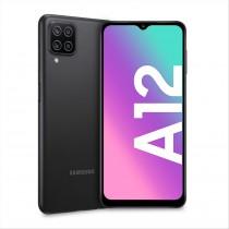"Samsung Galaxy A12 SM-A125FZKKEUE smartphone 16,5 cm (6.5"") Doppia SIM 4G USB tipo-C 4 GB 128 GB 5000 mAh Nero"