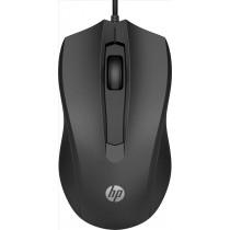 HP 100 mouse USB tipo A Ottico