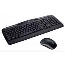 Logitech MK330 RF Wireless QZERTY Italiano Nero tastiera