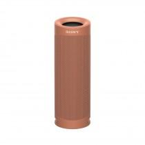 Sony SRS XB23 - Speaker bluetooth waterproof, cassa portatile con autonomia fino a 12 ore (Rosso)