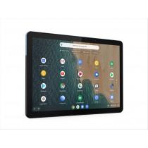 """Lenovo IdeaPad Duet Chromebook 128 GB 25,6 cm (10.1"""") Mediatek 4 GB Wi-Fi 5 (802.11ac) Chrome OS Blu, Grigio"""