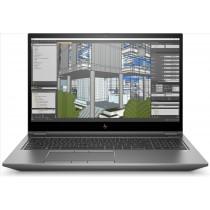 """HP ZBook Fury 15 G7 Workstation mobile 39,6 cm (15.6"""") 1920 x 1080 Pixel Intel® Core™ i7 di decima generazione 32 GB DDR4-SDRAM SSD NVIDIA Quadro T1000 Wi-Fi 6 (802.11ax) Windows 10 Pro for Workstations Argento"""