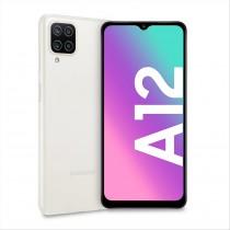 """Samsung Galaxy A12 SM-A125FZWVEUE smartphone 16,5 cm (6.5"""") Doppia SIM 4G USB tipo-C 4 GB 64 GB 5000 mAh Bianco"""