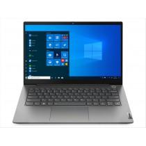 """Lenovo ThinkBook 14 Gen 2 DDR4-SDRAM Computer portatile 35,6 cm (14"""") 1920 x 1080 Pixel Intel® Core™ i5 di undicesima generazione 16 GB 512 GB SSD Wi-Fi 6 (802.11ax) Windows 10 Pro Grigio"""