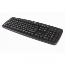 Kensington Value Keyboard USB+PS/2 QWERTY Nero