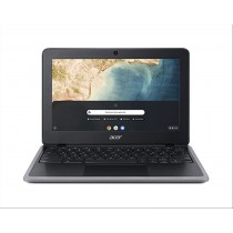 "Acer Chromebook NX.H8VET.009 notebook/portatile 29,5 cm (11.6"") 1366 x 768 Pixel Intel® Celeron® N 4 GB LPDDR4-SDRAM 32 GB Flash Wi-Fi 5 (802.11ac) Chrome OS Nero"
