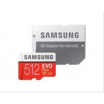 Samsung EVO Plus 2020 memoria flash 512 GB MicroSDXC Classe 10 UHS-I