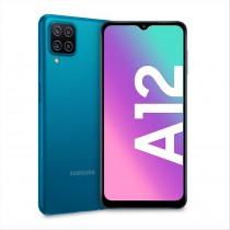 "Samsung Galaxy A12 SM-A125FZBKEUE smartphone 16,5 cm (6.5"") Doppia SIM 4G USB tipo-C 4 GB 128 GB 5000 mAh Blu"