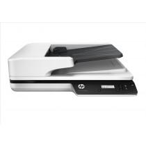 HP Scanjet Pro 3500 f1 1200 x 1200 DPI Scanner piano e ADF Grigio A4